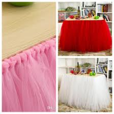 Tulle Decorations Discount Tulle Decorations For Birthday Parties 2017 Tulle