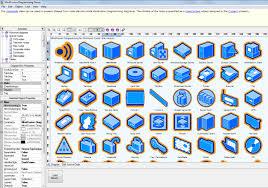 visio stencils software architecture barcode software