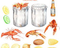 crawfish party supplies crawfish boil etsy