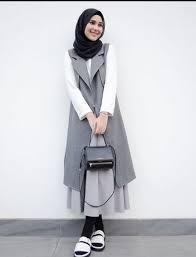blazer wanita muslimah modern baju casual wanita muslimah modern info kebaya modern