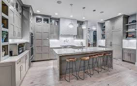 kitchen ideas for light wood cabinets gray kitchen cabinets design ideas designing idea