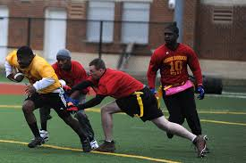 Intramural Flag Football Team H U0026s Claims Supreme Victory At Mbw U0027s 2011 Intramural Flag