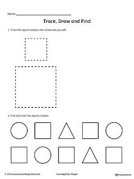 787 best shapes former images on pinterest montessori coloring