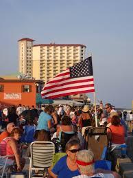 Pensacola Flag Pensacola Beach Oil Spill