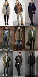how to wear men u0027s aw14 military trend fashionbeans