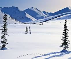 Alaska landscapes images Arctic alaska winter landscape photo information jpg