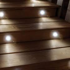 top step mount stair u0026 step solar lights ultra bright technologies