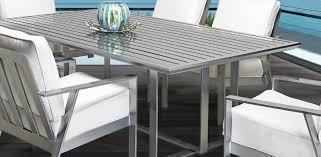 Dining Room Table Accessories Moderna Chairs U0026 Accessories Castelle Luxury Outdoor Furniture