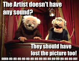 Waldorf And Statler Meme - the muppets statler and waldorf review the 2011 holiday movies