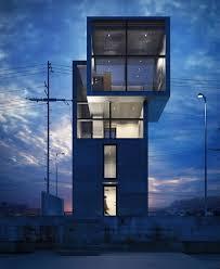 Row House In Sumiyoshi - 4 4 house by tadao ando architect boy
