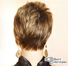 front and back pictures of short hairstyles for gray hair stunning front and back views of short hairstyles pictures
