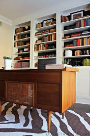 Built In Bookcase Designs Mid Century Modern Built In Bookcase Living Room Ideas