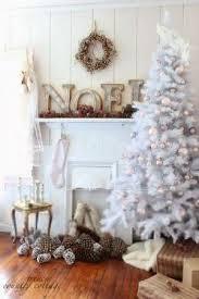 shabby chic christmas tree homexyou com