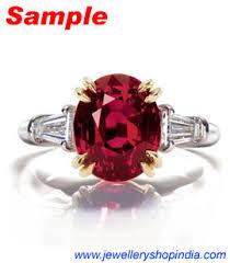 gemstone rings ruby images Ring designs in gold diamonds precious gemstones jpg