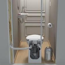 18 best upflush macerating toilets saniflo sanicompact self contained upflush toilet w built in