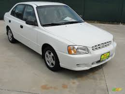 white 2002 hyundai accent gl on white images tractor service and