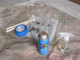 Mercury Glass Vases Diy Diy Gold Mercury Glass Hmh Designs