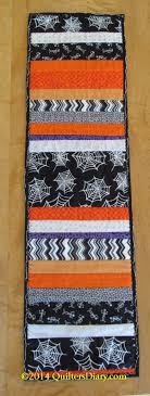 quilt as you go table runner new quilters