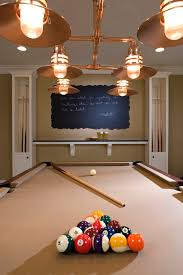 pool table wall rack lack wall shelf basement traditional with chalkboar paint cue rack