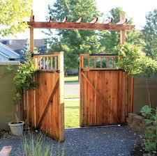 beautiful design backyard gate interesting backyard gates gates