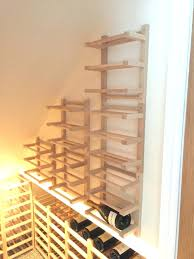 Diy Wood Wine Rack Plans by Wine Rack Diy Hanging Wine Rack Plans Diy Wood Pallet Wine Rack