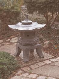 japanese garden ornaments and some special interesting