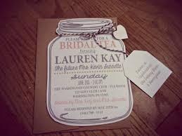 jar invitations inspirações de convites bridal tea invitations jar