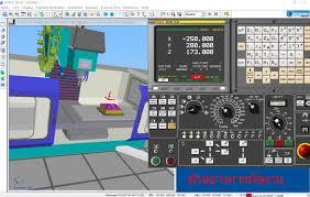 machining center fanuc work shop2 youtube