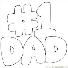 coloring pages 1 dad coloring pages thecolorcom fathers day 1