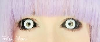 halloween colored contacts cheap go crazy with phantasee medusa black and white sclera lenses more