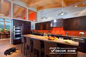 orange kitchen ideas orange kitchen decor 20 ideas and designs kitchen and decor
