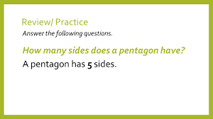 How Many Interior Angles Does A Pentagon Have What Are Polygons Brought To You By Powerpointpros Com Ppt