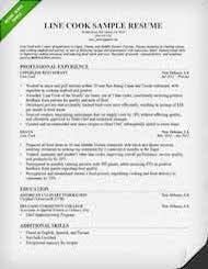 Cook Job Description For Resume by Chef Resume Sample U0026 Writing Guide Resume Genius