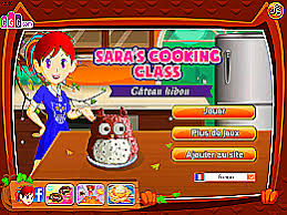 jeux de l ecole de cuisine de hibou école de cuisine de