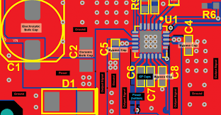 general pcb design layout guidelines motor driver pcb layout guidelines part 1 electronic design