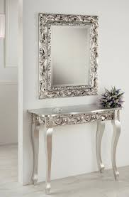 console tables with mirror antique design console table design
