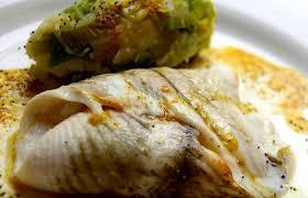 cuisiner le carrelet filet de carrelet ou plie à la vanille écrasée de panais aux