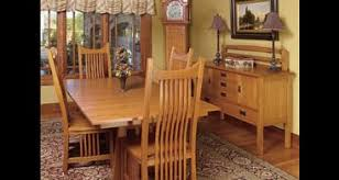 Mission Style Dining Room Furniture Mission Luxury Table Craftsman Dining Tables Made Mission