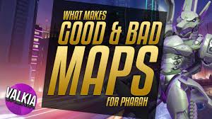 Maps Good Grandmaster Pharah Guide What Makes Good U0026 Bad Maps Overwatch