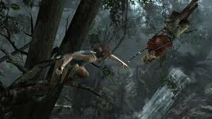 tomb raider a survivor is born wallpapers tomb raider eb games new zealand