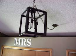 pottery barn knock off lighting remodelaholic 14 great diy pendant lights and link party knock off