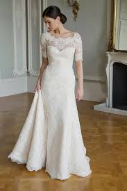 augusta jones bridal fit and flare wedding dress kleinfeld bridal