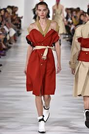 glamorous clothing from maison margiela clothes that could make air travel glamorous