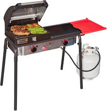 Brinkmann Dual Function Grill by Gas Charcoal U0026 Portable Outdoor Grills U0027s Sporting Goods