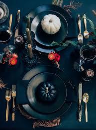 20 Elegant Halloween Decorating Ideas Best 25 Halloween Table Settings Ideas On Pinterest Halloween