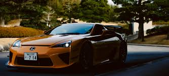 lexus lf a photo essay a letter to the lexus lfa gear patrol