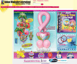 balloons wholesale balloon wholesale party favors ideas