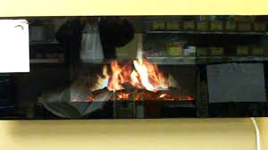 electric fireplaces a very realistic appearance youtube