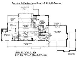slab home plans small craftsman style home plan sg 1799 sq ft affordable small