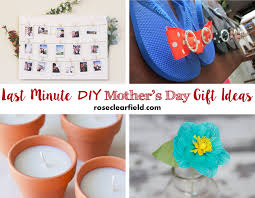 last minute diy mother u0027s day gift ideas u2022 rose clearfield